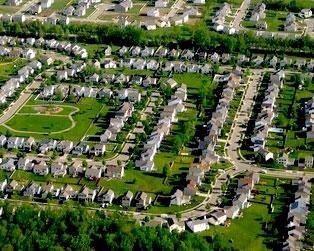 La maison individuelle et la densification urbaine